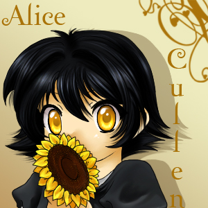 alice cullen anime