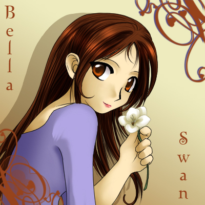 bella swan anime