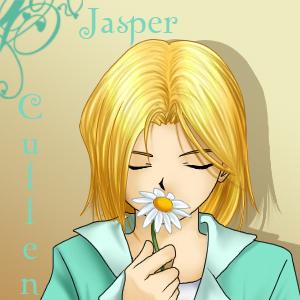 jasper cullen anime