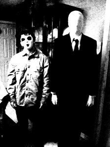 Slender_man_and_masky_black_and_white_by_bobombdom-d5k09id