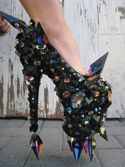 reloj 615f9 1287c Unos lindos zapatos de tacón. – Tiempo de Logos ¡El Blog!
